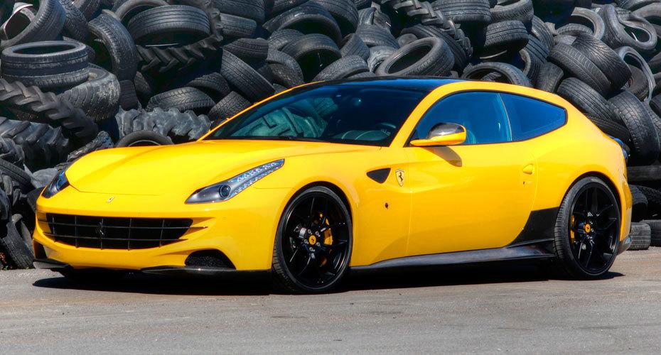 Обвес Novitec для Ferrari FF
