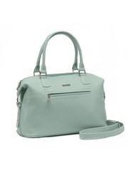 Зеленая женская сумка