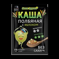 """Каша """"Компас здоровья"""" полбяная с яблоком 30г"""