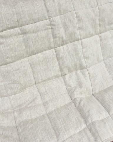 Льняное одеяло двуспальное