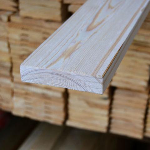 Доска обрезная 25х100х6000 мм, сорт 1, свежий лес, ТУ