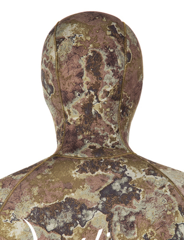 Гидрокостюм Marlin Sarmat Eco Green 7 мм куртка – 88003332291 изображение 14