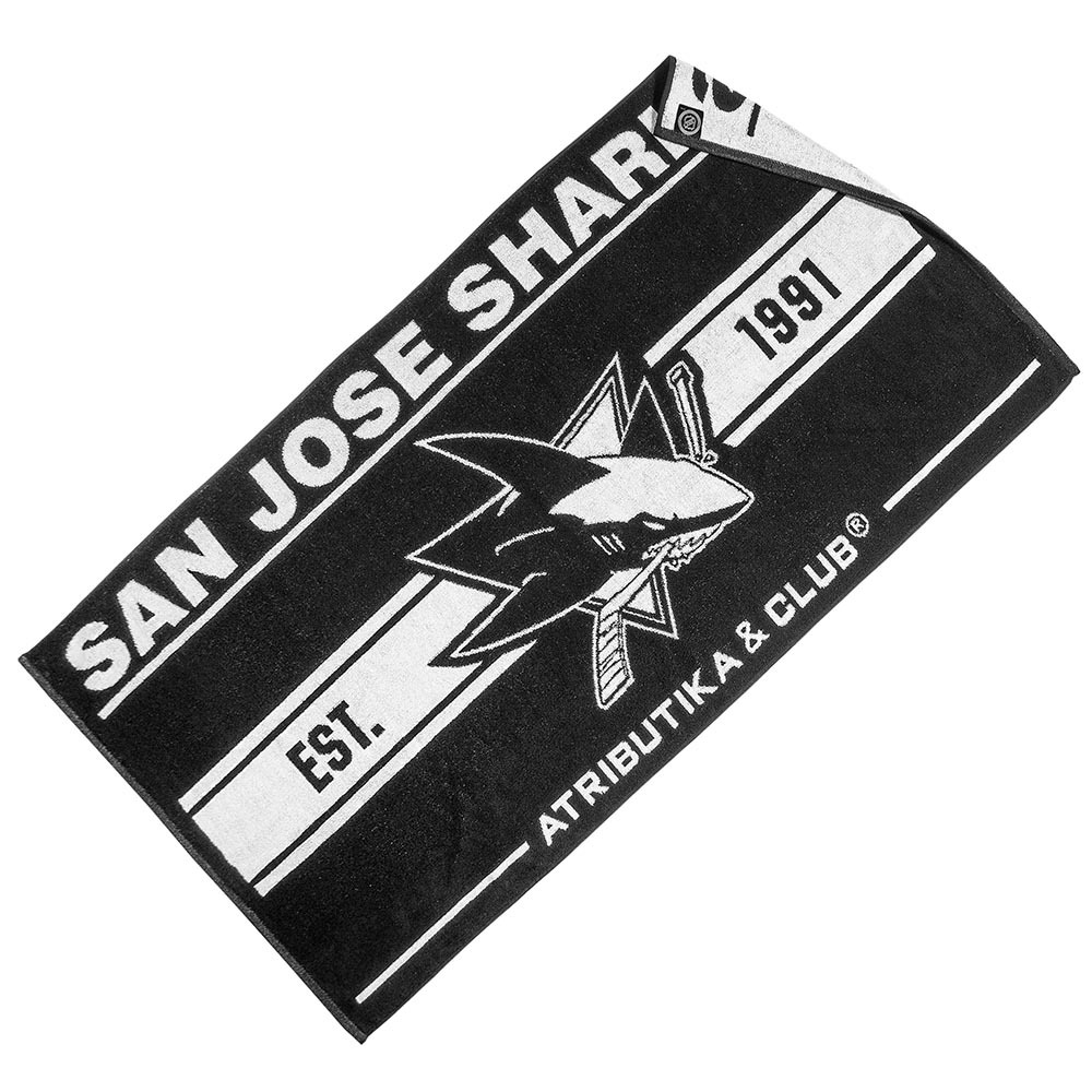 Полотенце NHL San Jose Sharks