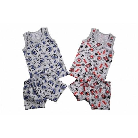 Комплект майка+шорты