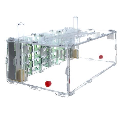 Декоративные вертикальные стенки - Зелень для Crystal XL