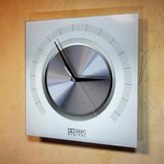 Настенные часы «Dolby_Digital»