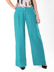 3331-4 брюки женские, бирюзовые