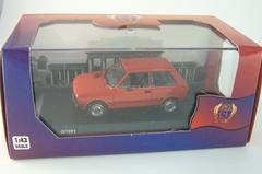 Yugo 45 red 1980 IST091 IST Models 1:43