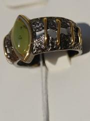Слота (кольцо  из серебра)