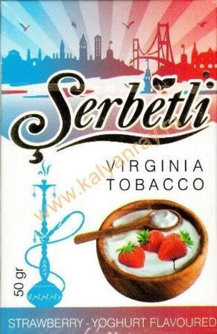 Serbetli Strawberry Yogurt