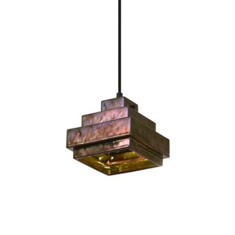 Подвесной светильник копия Square by Tom Dixon