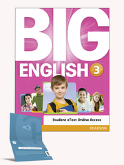 Big English 3 Student eText OAС_2020