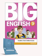 Big English 3 Student eText OAС_2020
