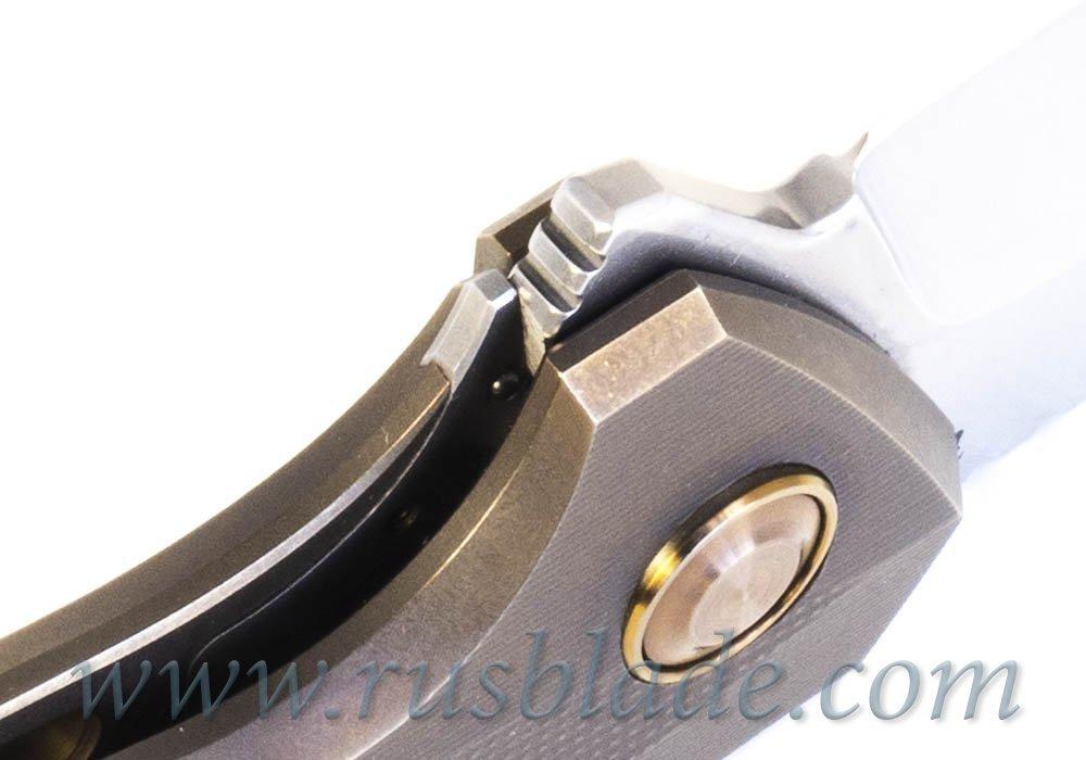 Cheburkov Bear Knife Limited M398 #80 - фотография