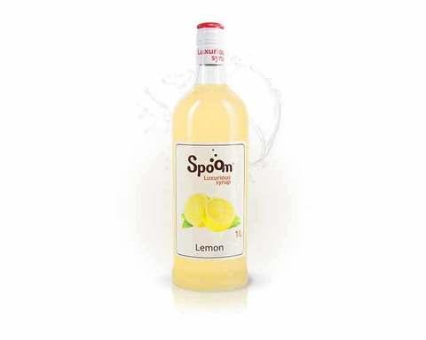 Сироп Spoom Лимон, 1 л (Спум)
