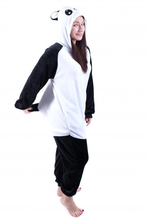 Плюшевые пижамы Кигуруми Веселая Панда be3ea86969364298fed3080f6c111e8c.jpg