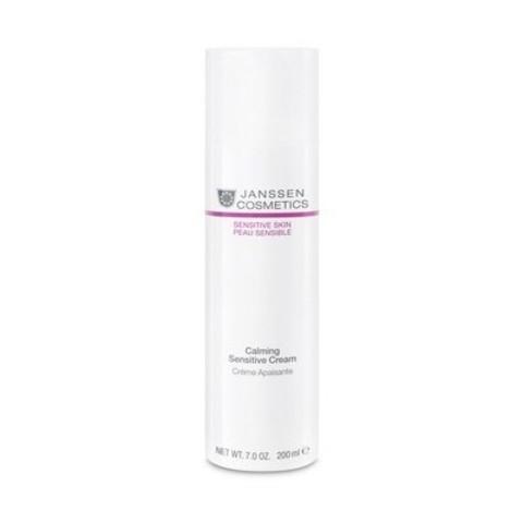 Janssen Sensitive Skin: Успокаивающий крем для чувствительной кожи лица (Calming Sensitive Cream), 50мл
