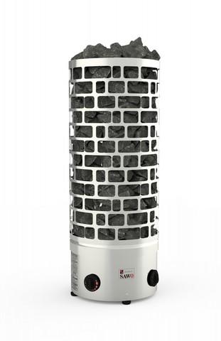 Электрическая печь SAWO ARIES ARI3-75NB-P (7,5 кВт, встроенный пульт, нержавейка)