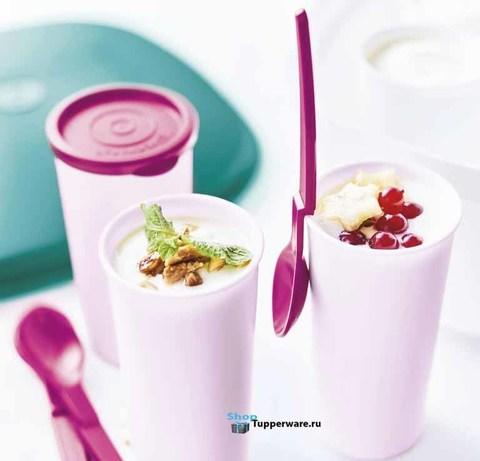 Стаканчики для приготовления йогурта