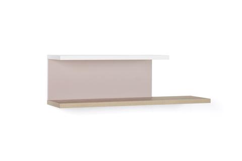 Полка LX 51 розовый антик