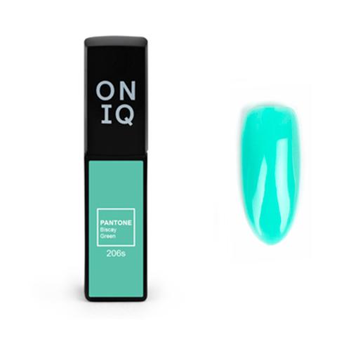 OGP-206s Гель-лак для покрытия ногтей. Pantone: Biscay green
