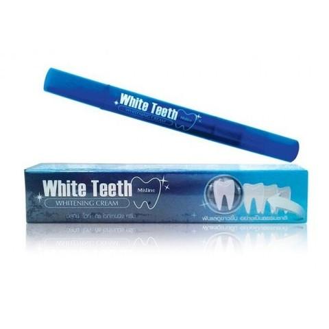 Отбеливающий крем-карандаш Mistine для зубной эмали 2,3 гр