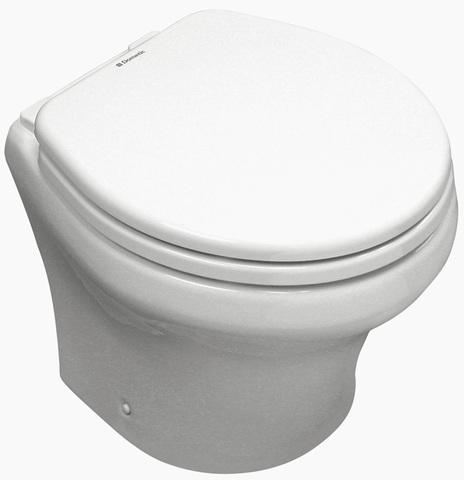 Туалет электрический с мацератором Dometic MasterFlush 8112 (12V)