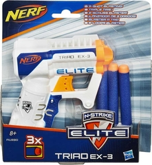 Nerf Nstrike Elite Triad Ex3 Wholesale