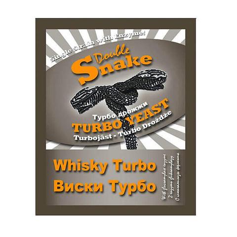 Спиртовые дрожжи DoubleSnake Turbo Whisky, 70 г