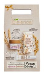 BIELENDA Vegan Muesli Подарочный набор (крем для лица 50мл + крем вокруг глаз 15мл)
