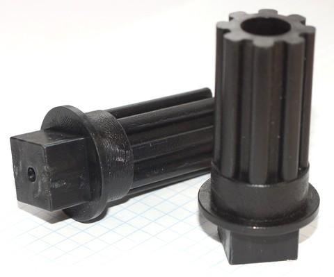 Втулка шнека Braun 4195 черная