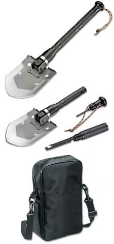 Складная лопата Boker модель 09ry032 Multi Purpose Shovel