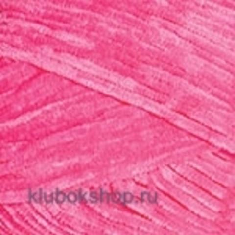 Пряжа Velour (YarnArt) 860 Малиновый - купить в интернет-магазине недорого klubokshop.ru