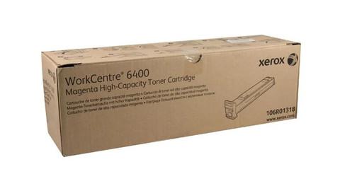 Картридж Xerox 106R01318 пурпурный