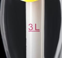 Пивная башня «Вавилон», 3 литра, желтый, фото 4