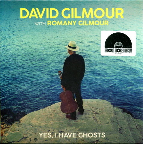 David Gilmour With Romany Gilmour / Yes, I Have Ghosts (Limited Edition)(7