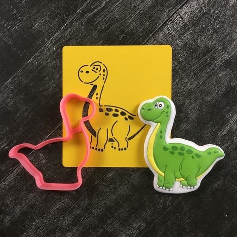 Динозавр №22