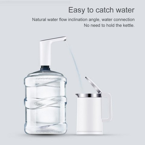 Помпа для воды touch intelligent electric water pump