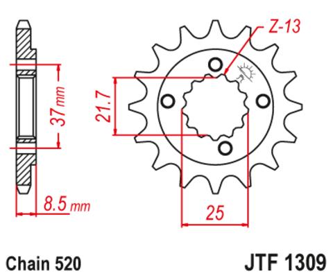 JTF1309
