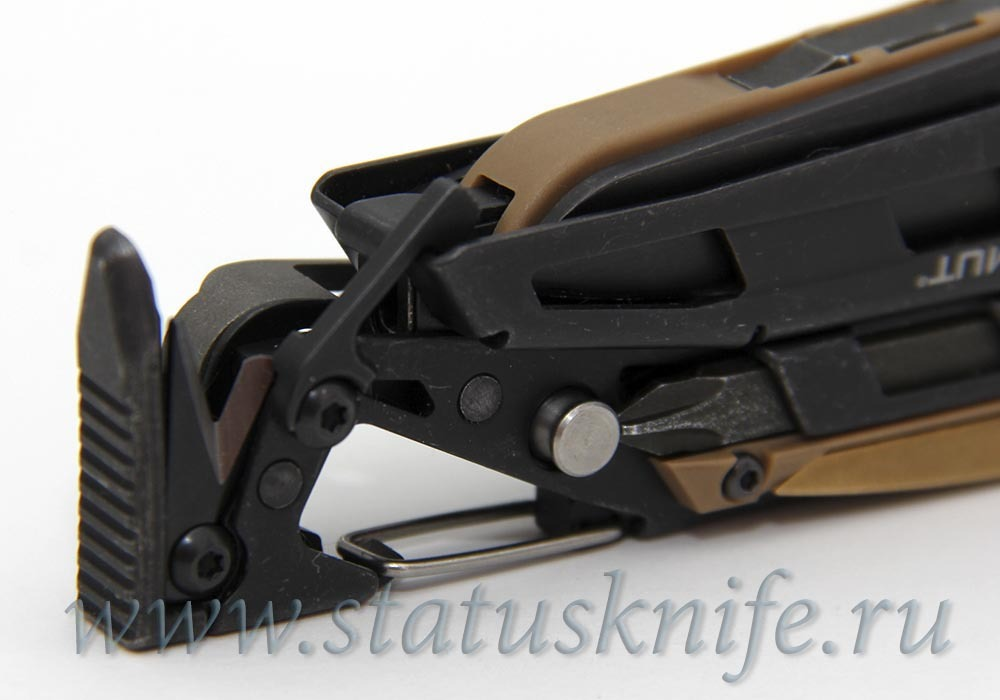 Мультитул Leatherman MUT - фотография