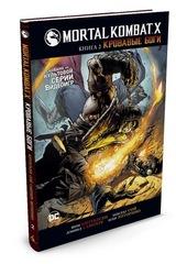 Mortal Kombat Х. Книга 2. Кровавые боги