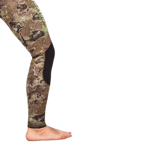 Гидрокостюм Marlin Sarmat Eco Green 7 мм штаны – 88003332291 изображение 16