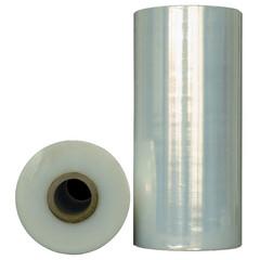Стрейч-пленка для машинной упаковки вес 16 кг 20 мкм x 50 см x 1740 м (престрейч 180%)