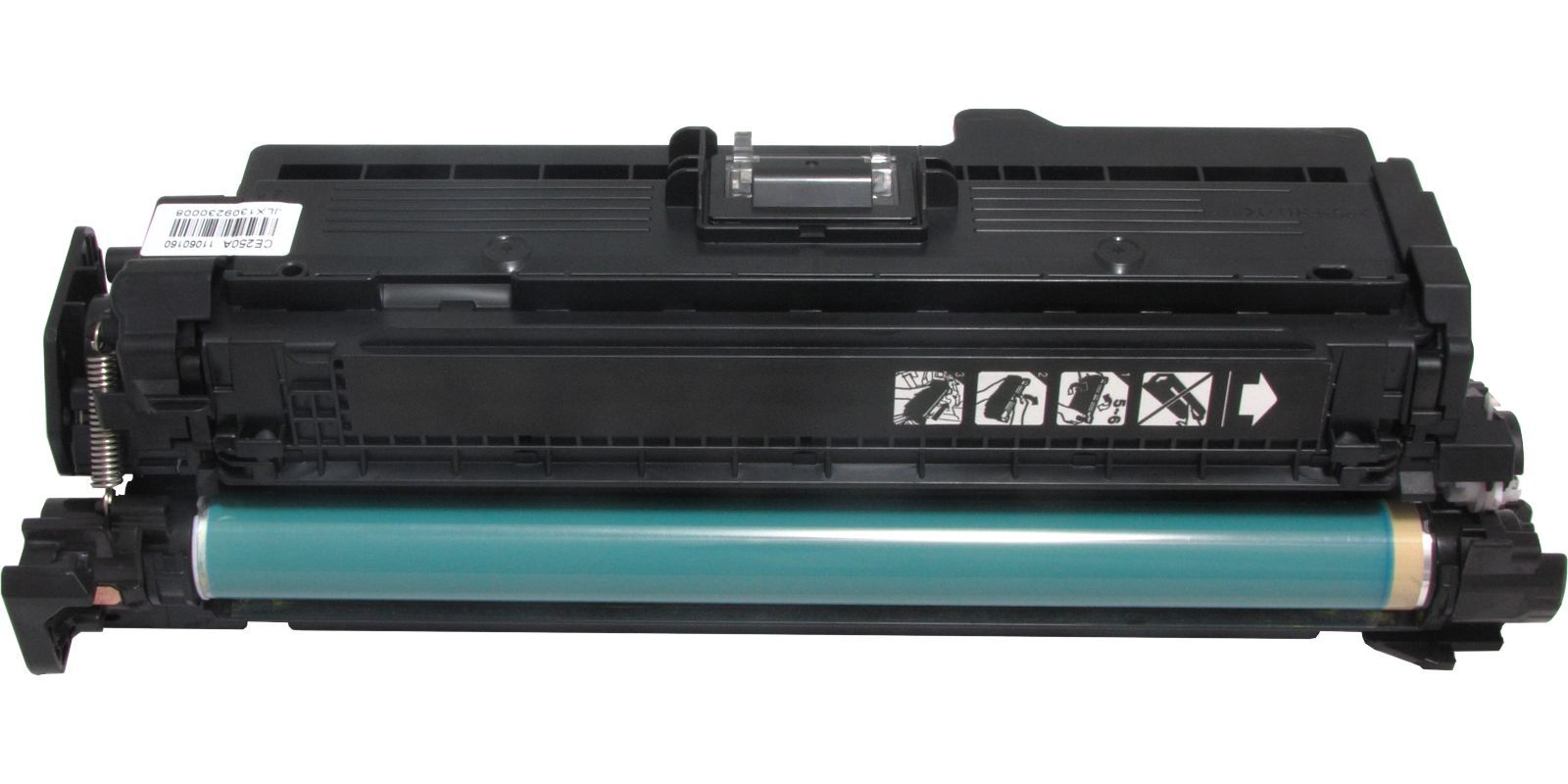 Картридж лазерный цветной MAK© 504A CE251A голубой (cyan), до 7000 стр.