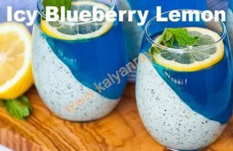 Argelini Icy Blueberry Lemon