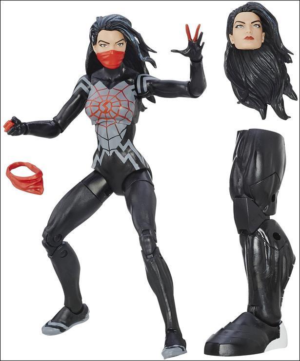 Марвел Шёлк - Marvel Silk