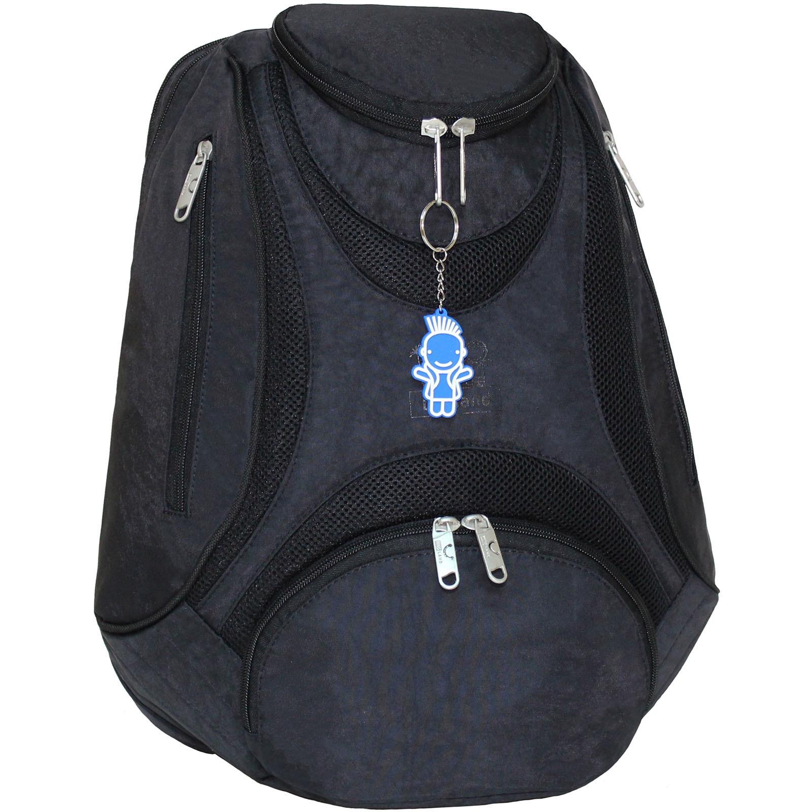 Городские рюкзаки Рюкзак Bagland Объемный 35 л. Чёрный (0014670) IMG_3490.JPG