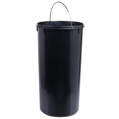 Ведро-контейнер для мусора (урна) с педалью ЛАЙМА