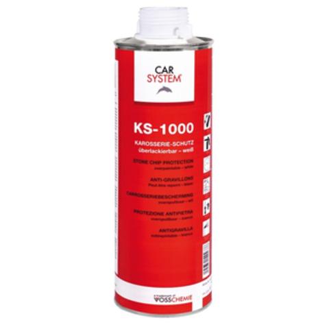Car System Антигравий KS1000 серый 1л 149264