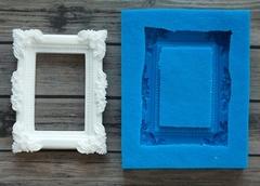 Молды силиконовые для глины, пластики, эпоксидной смолы, 1 шт.